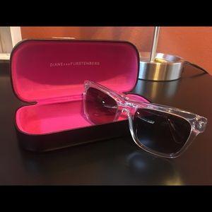 Sunglasses by Diane Von Furstenburg - New
